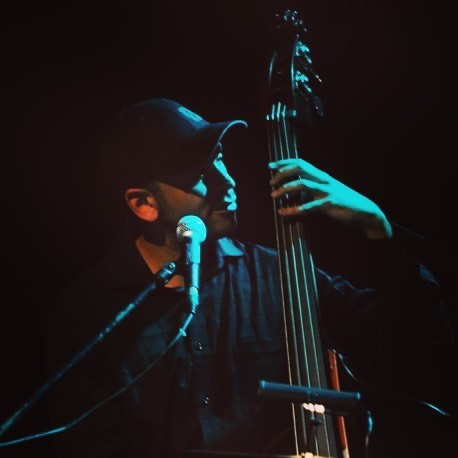 New Year, New Projects... #tbt #doublebass #javajazz #tourlife