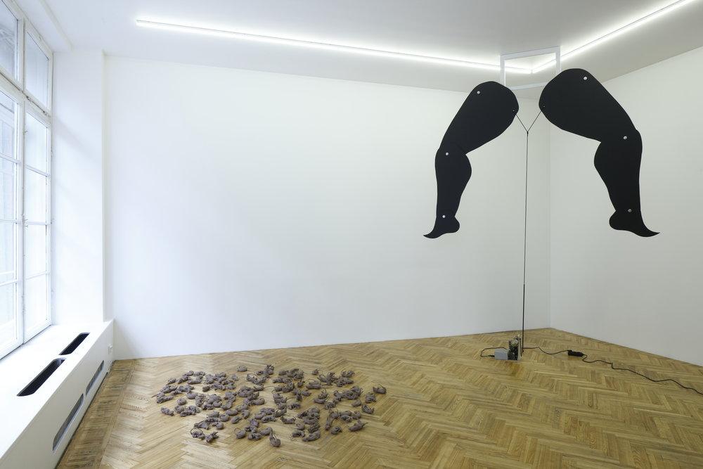 Plague by Anna Salmane
