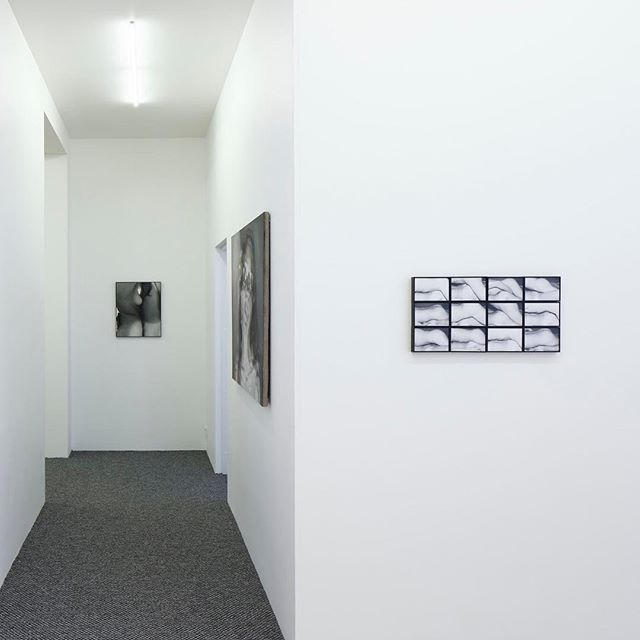 """Install shot of NataliaLL's """"Intimate recordings"""" at our gallery. Some might claim, that in Soviet bloc countries the question of woman's emancipation was already solved in late 1960's."""