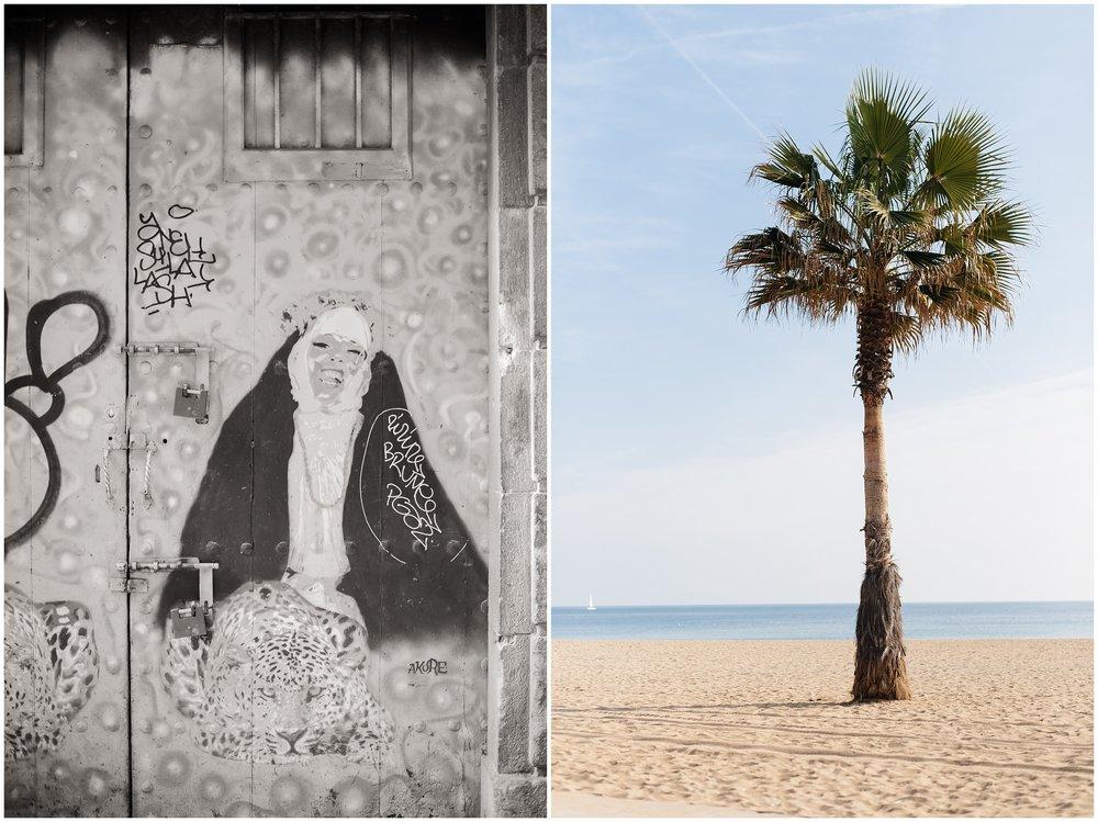 die Nonne und die Palme