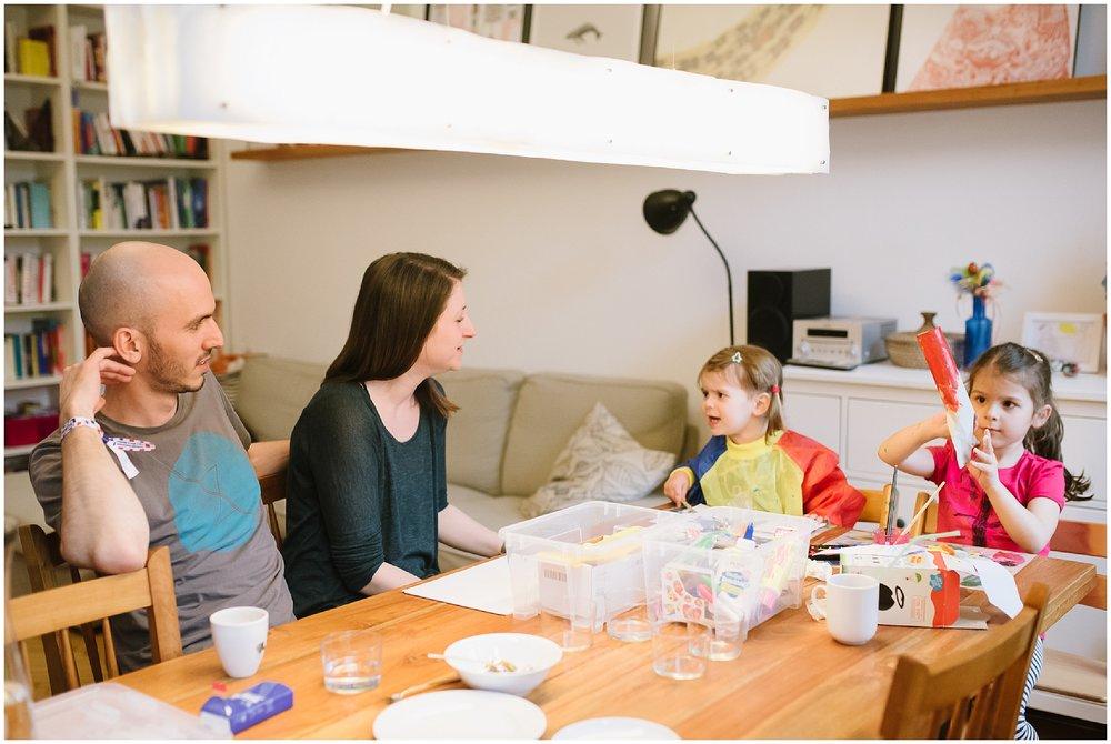 gemeinsame Zeit mit der Familie