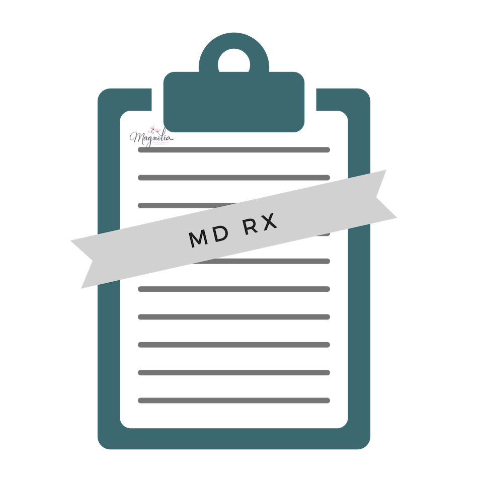 FOR REFERRING MDs   An MD order is not required to initiate therapy. For new patients, fax this form or a demographics sheet to our office at 404.855.4206 or use our secure e-mail:  referrals@magnoliaptw.com.