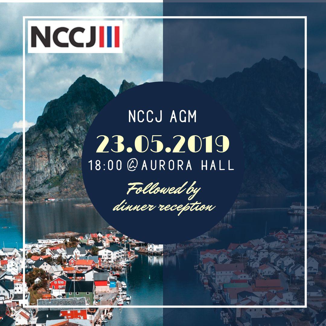 NCCJ AGM 2019 — Norwegian Chamber of Commerce in Japan