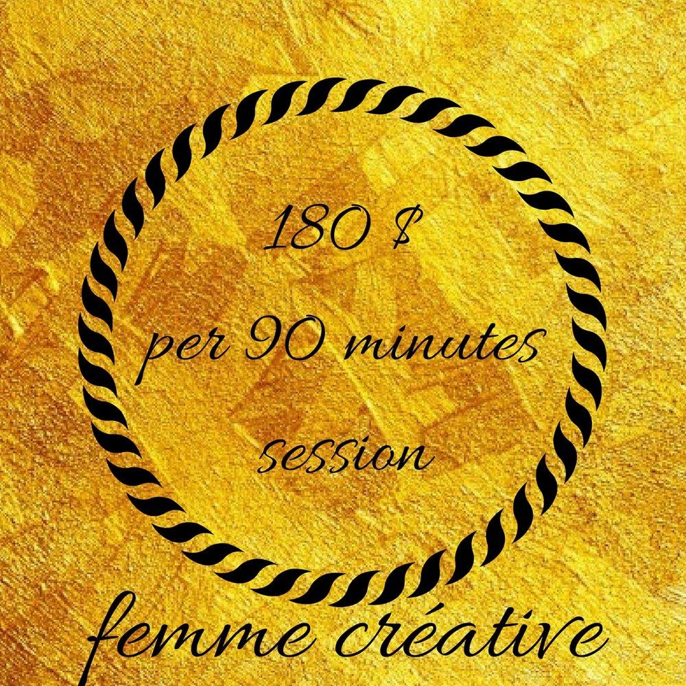 femme creative
