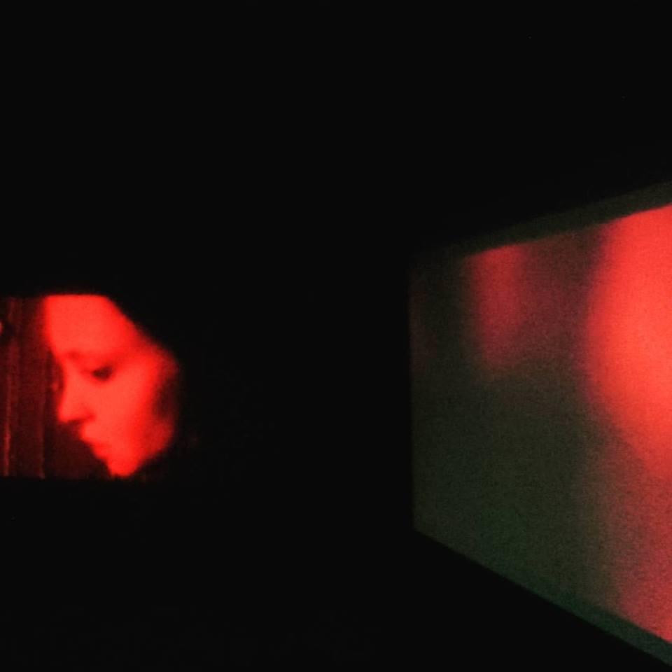 Now = Now = Now - Audio visual installation with Yoeri Hostie