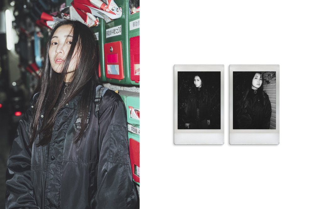 model/ Gwenmi Lai