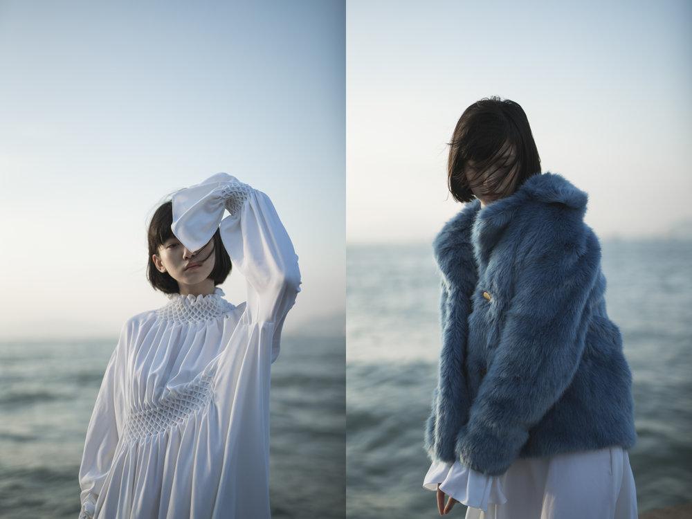 model/ Angela  stylist/ Syan Leung  makeup & hair/ Coey Wong