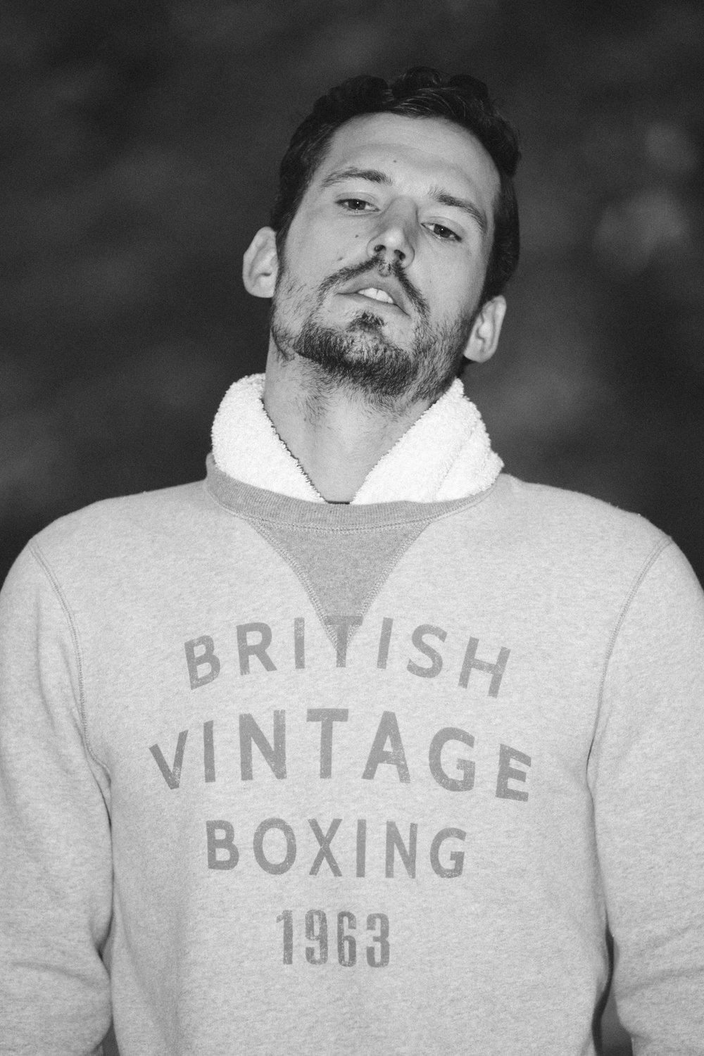 British Vintage Boxing  model/  Jacey ,  Sam  &  Danny  makeup/ Jeremy Seymour hair/ Silvia & Gary @ Cutting Crew