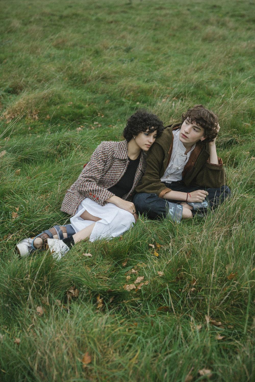model/  Tom  &  Lili    Richmond