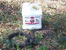 Snake Repellent: Not very effective