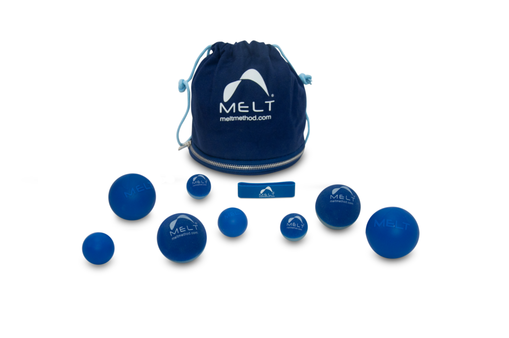 MELT Hand & Foot Treatment Kit - The MELT Hand and Foot Treatment Kit includes all the tools for the MELT Hand and Foot Treatment, an innovative whole body technique.$49.99