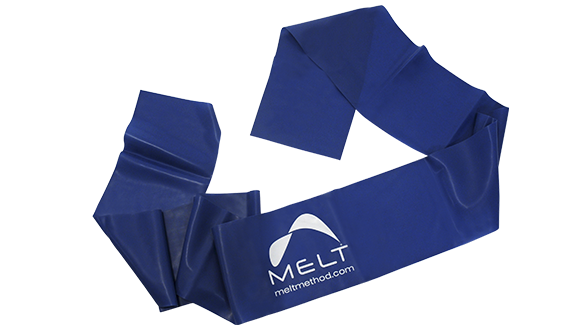 Athletic MELT Performance Band - The latex-free Athletic MELT Method Performance Band is designed for stronger, more stable participants who can manage heavier resistance without compensation.$14.99