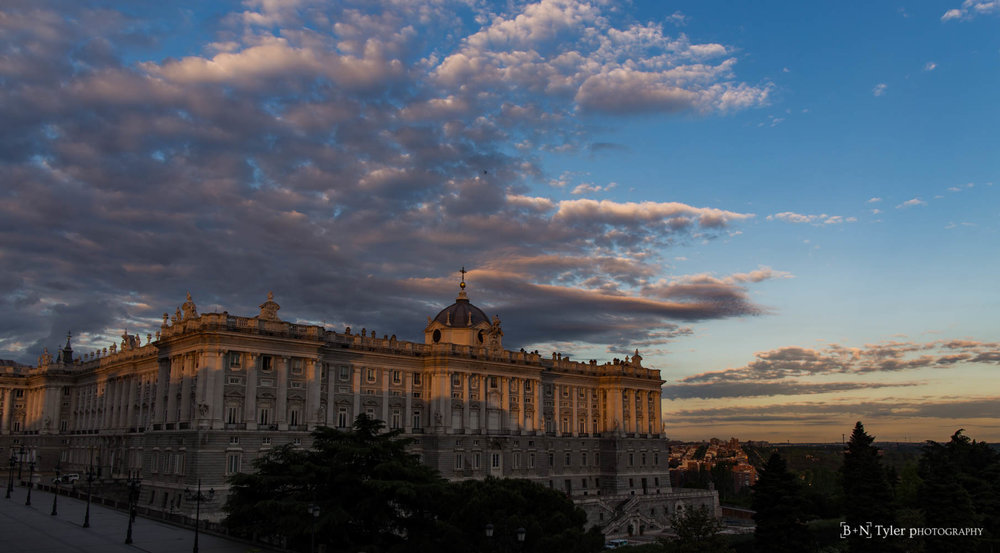 Royal Palace, Sunrise