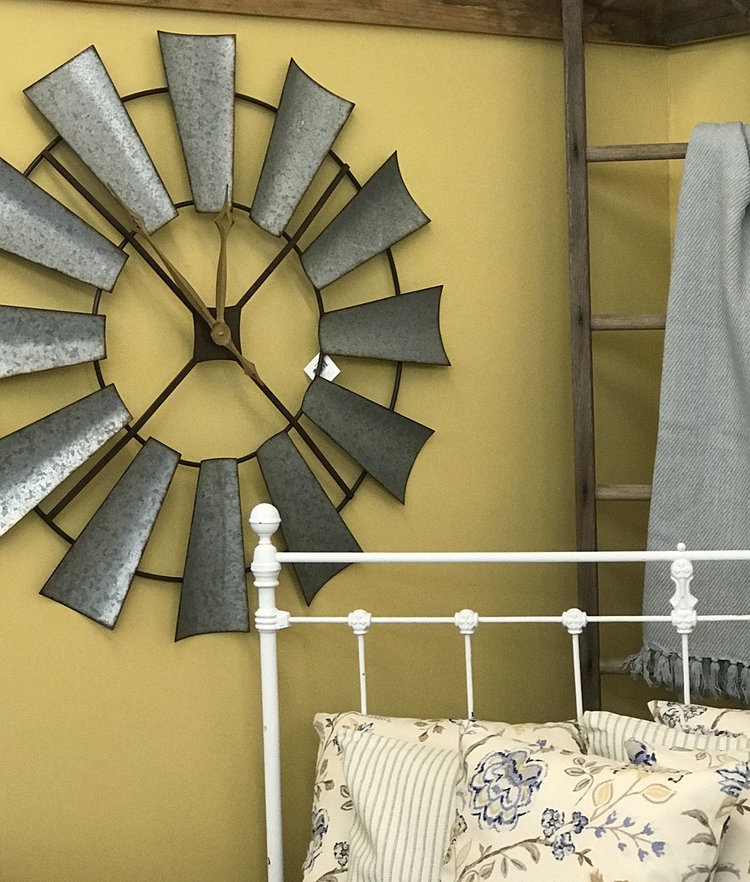 Contemporary Galvanized Metal Wall Decor Mold - Wall Art Collections ...