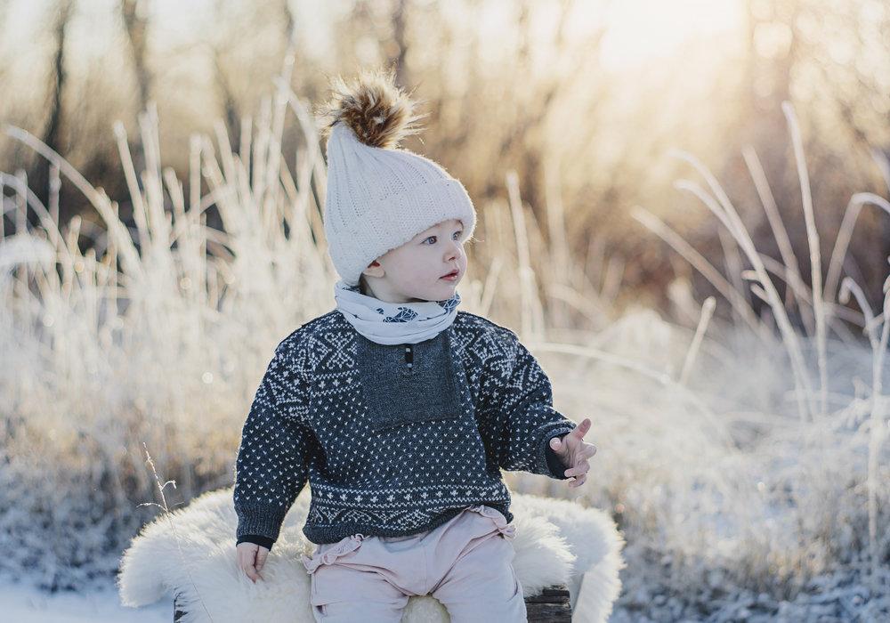 Vinterfotografering med Tura