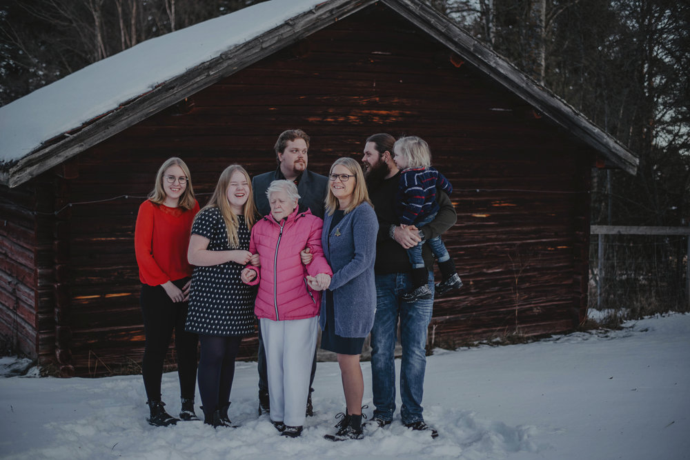 Familjen Edström