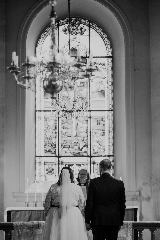Sommarbröllop i Gävle