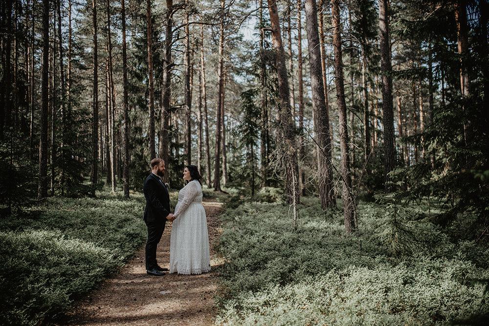 Bröllop i Gävle