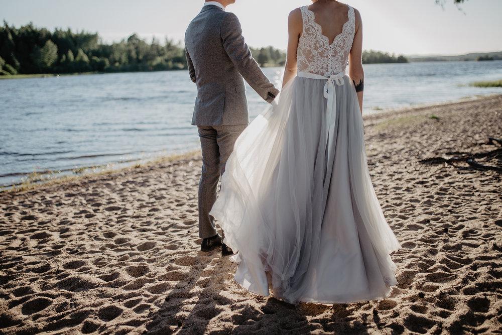 Bohemiskt bröllop i Svärdsjö
