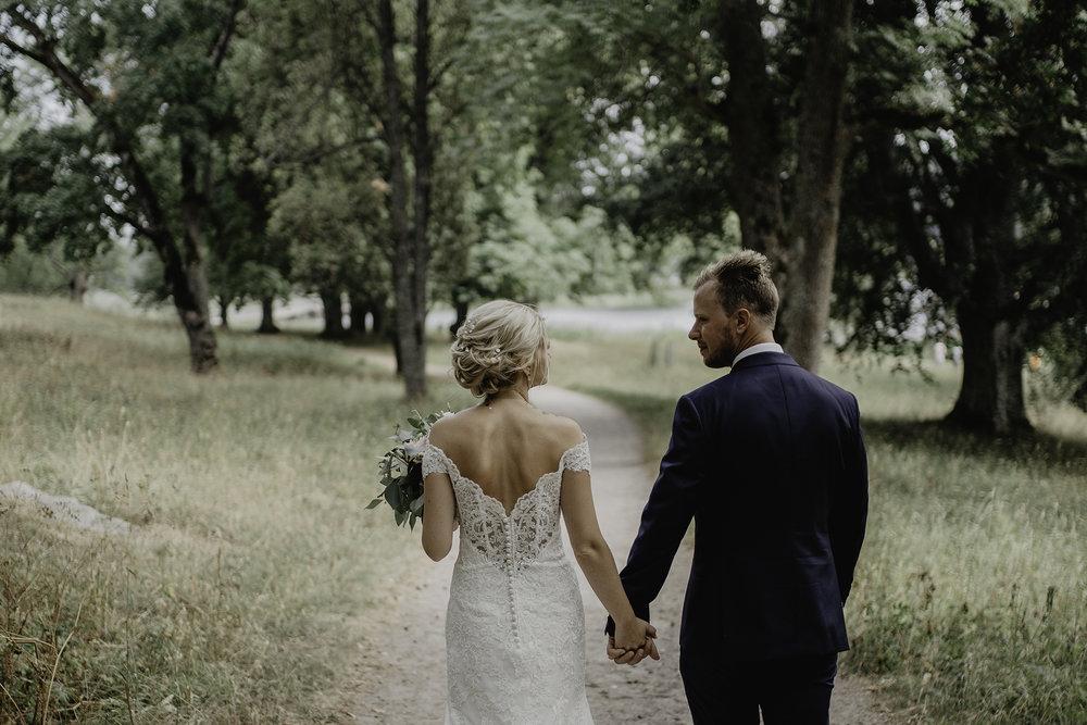 Bröllop på Tyresö