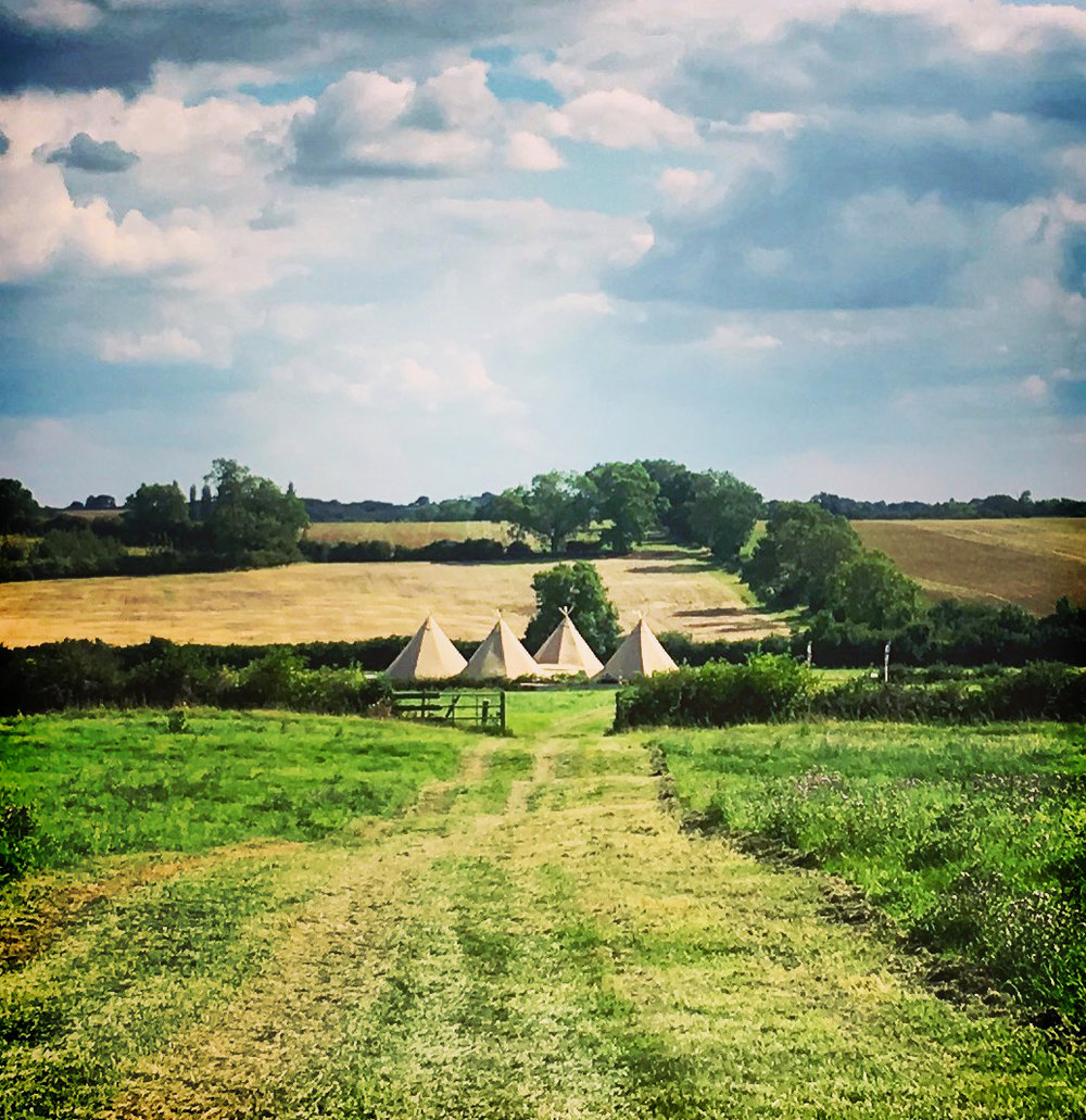 VENUE SOURCING -  Want a Magical Tipi Event but don't know where to have it? Don't worry! Part of our commitment to your magical event is that we'll  help you find a venue. We work closely with a number of land owners and venues so you don't have to worry.