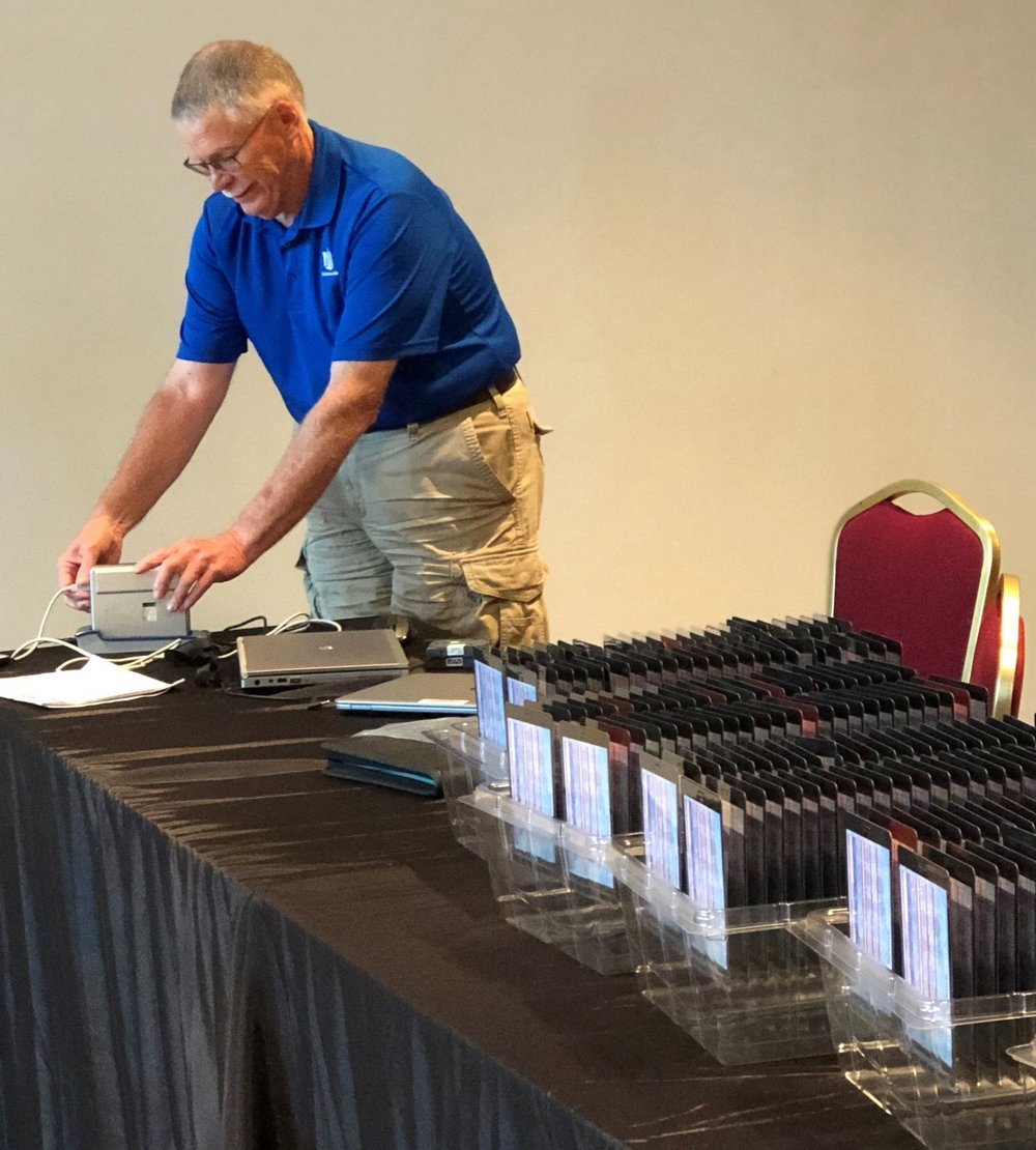 Conference Badges - • 1 available sponsorship• Badge naming and logo on back of badges designed and supplied by conference• All SUPPORTER benefits plus:• 1 additional complimentary registration• $3,500 for all day on Friday, August 23rd