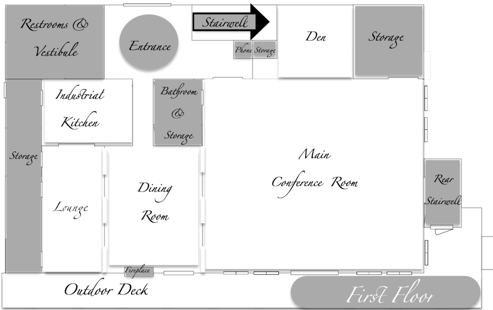 Click to enlarge floor plans.