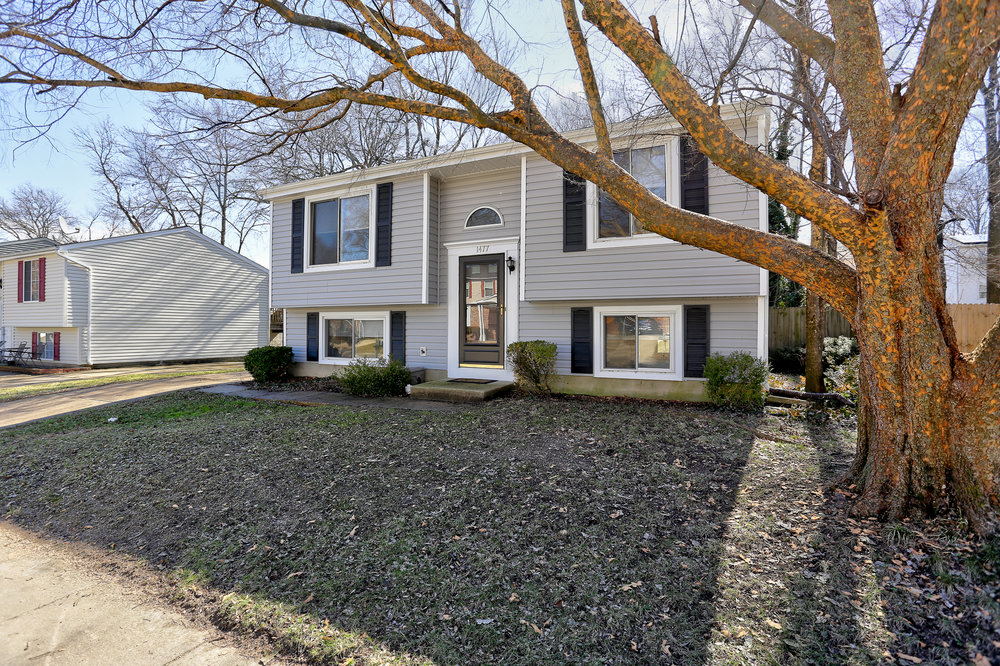 This renovated, single family home located at 1477 Gesna Drive in Hanover, Maryland, was recently sold for $279,000 by Jerry Kline, realtor, Keller Williams Flagship of Maryland.