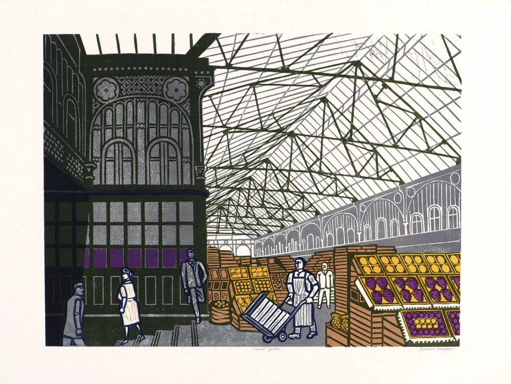 Covent garden Fruit market Bawden 1967.jpg
