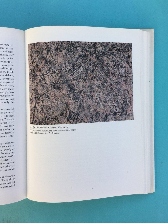 Jackson Pollock Lavender Mist. 1950
