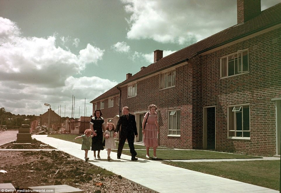1950s housing
