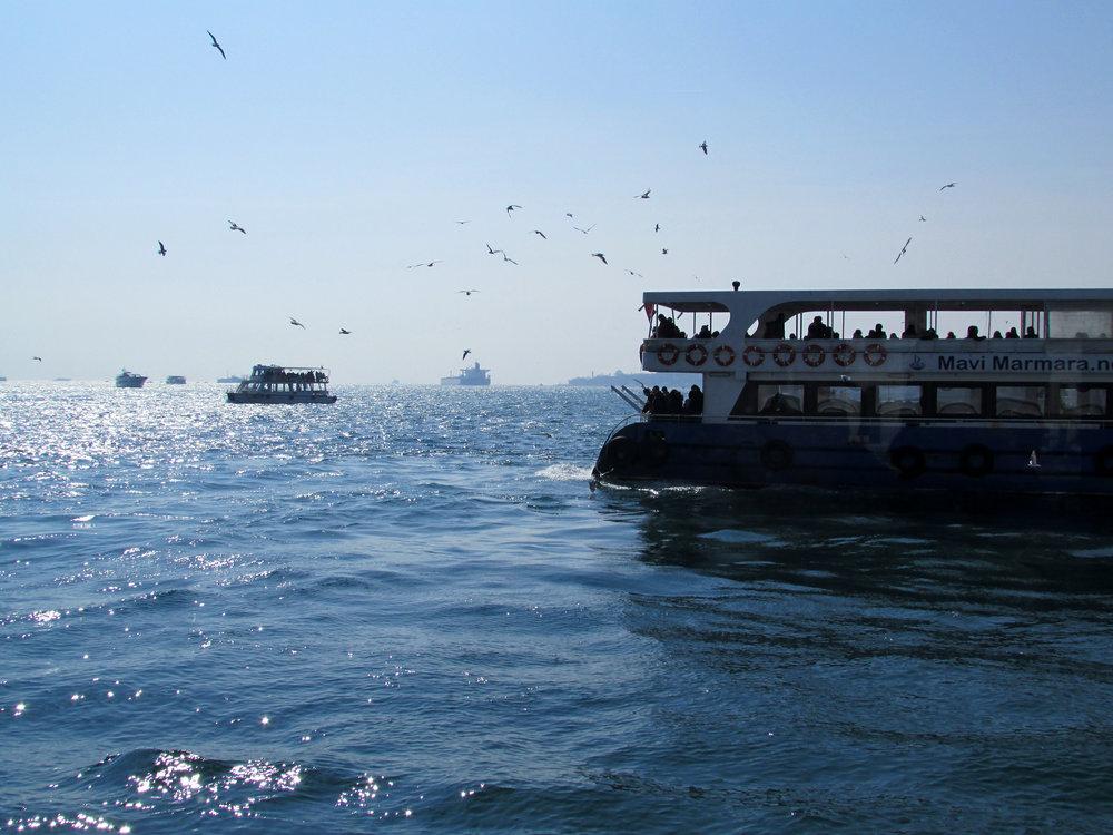 Bosphorus River | Istanbul