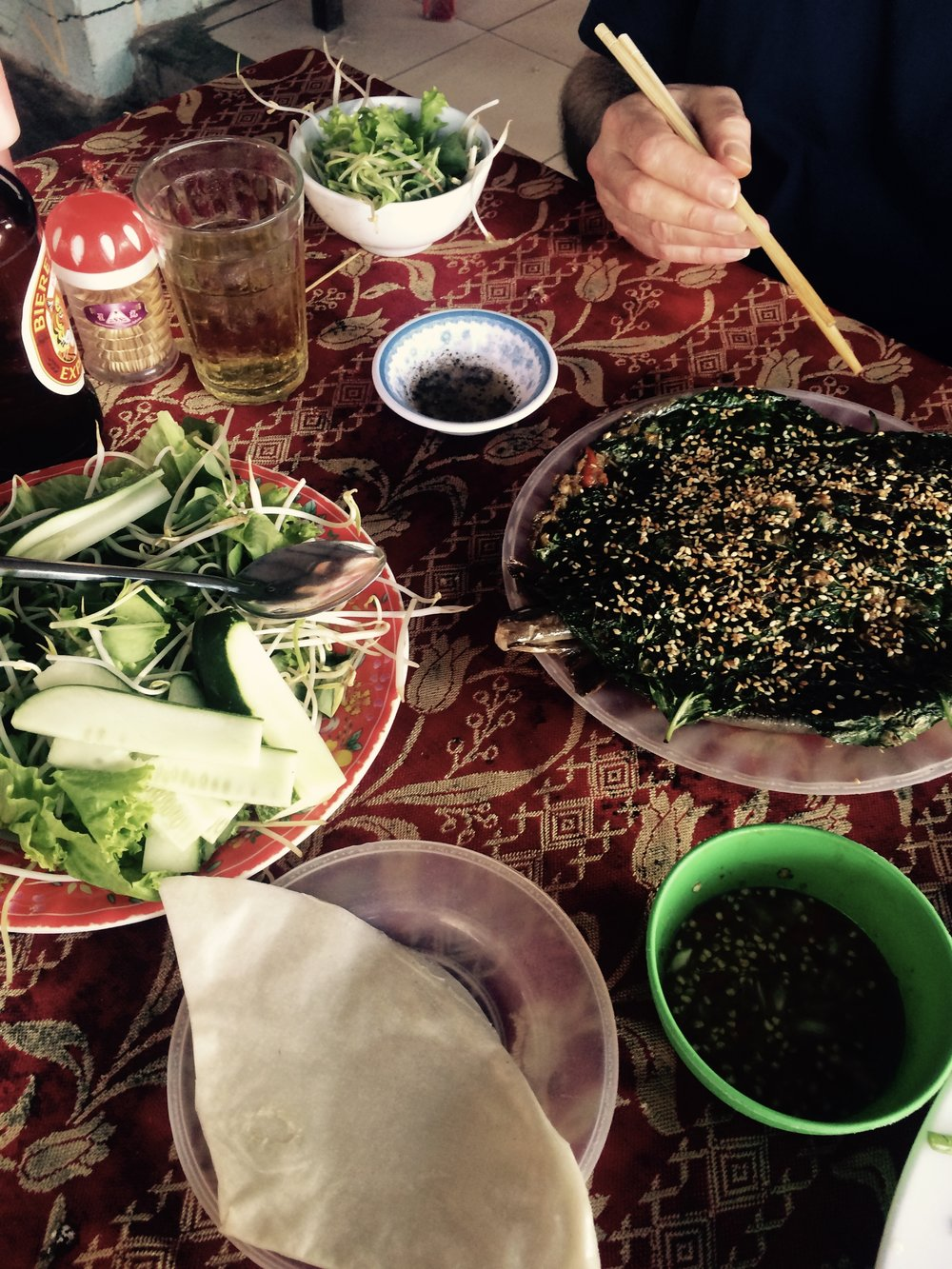 Vietnamese street food Friday - Existential eating will be making all our favourite street snacks from Vietnam veggie styles!