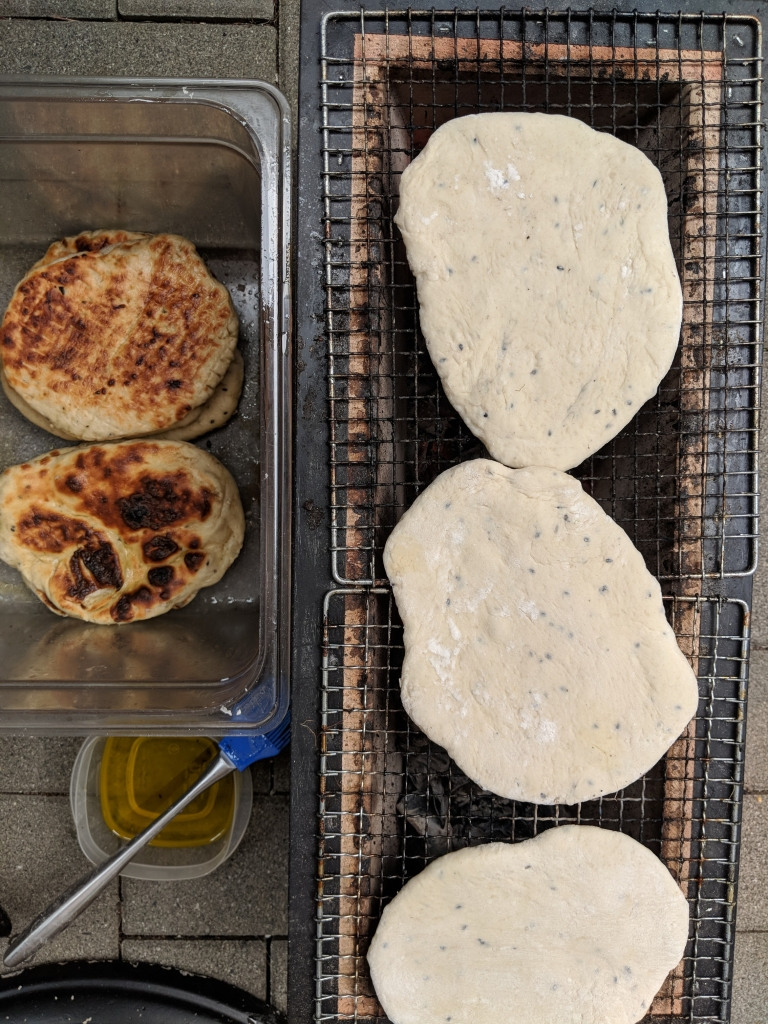 Falafel! Flatbread! Kibbeh! Halloumi! - Wednesday Existential Eating will be doing Snackbar with a Middle Eastern theme!