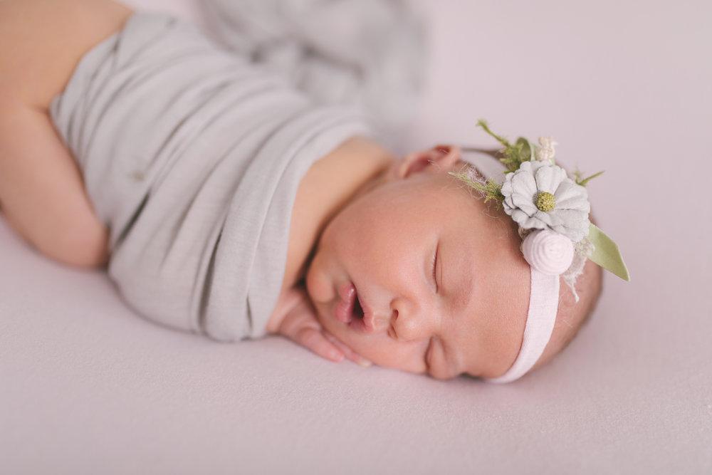 posed studio newborn baby session in cortland oh by newborn photographer christie leigh photo-18.jpg