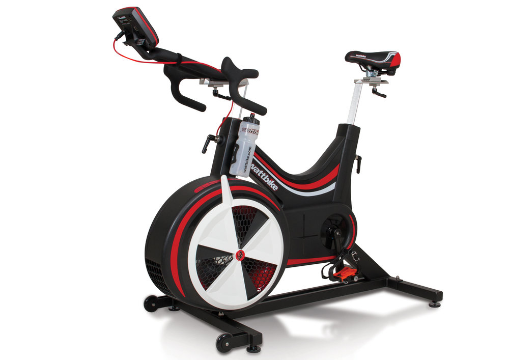What are WattBikes? - Wattbikes were designed to collect data with an accuracy within 2%, measuring and analysing your performance, speed and power using over 40 parameters.Improving your pedalling efficiency and power output is easy with visual graphics allowing you to quickly see how your pedal stroke force is applied.This fully adjustable setup has been chosen as the training tool by British Cycling, World Champions, and the UCI World Cycling centre.