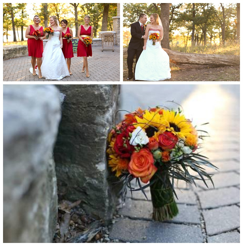 Fall Wedding L&A