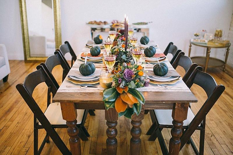 Table Decor-rosetree-thanksgiving