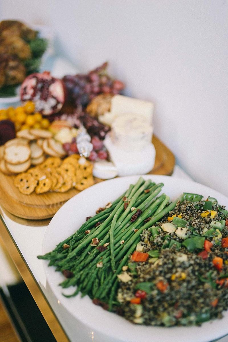 Fruit & Cheese Platter-rosetree-thanksgiving