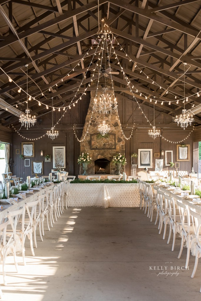Historic Hope Glen Farm Wedding Reception