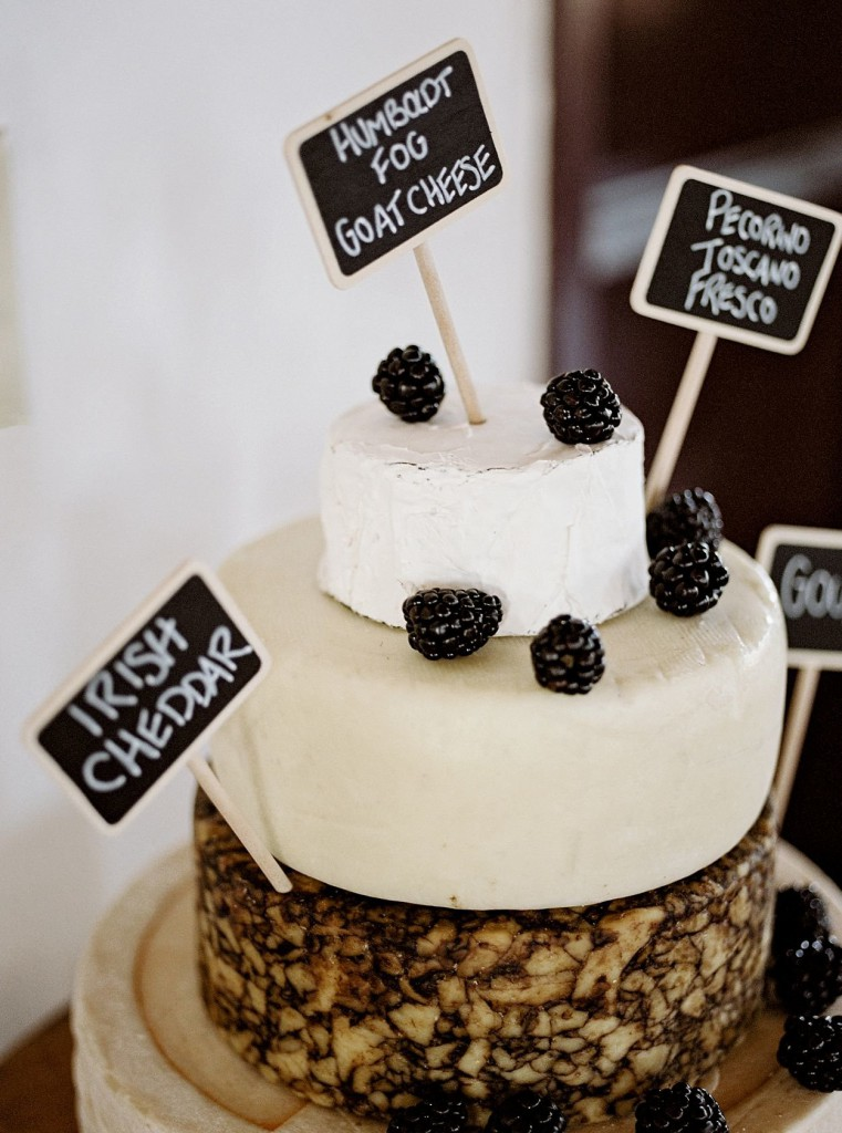 Wedding Cake Alternative - Cheese Cake