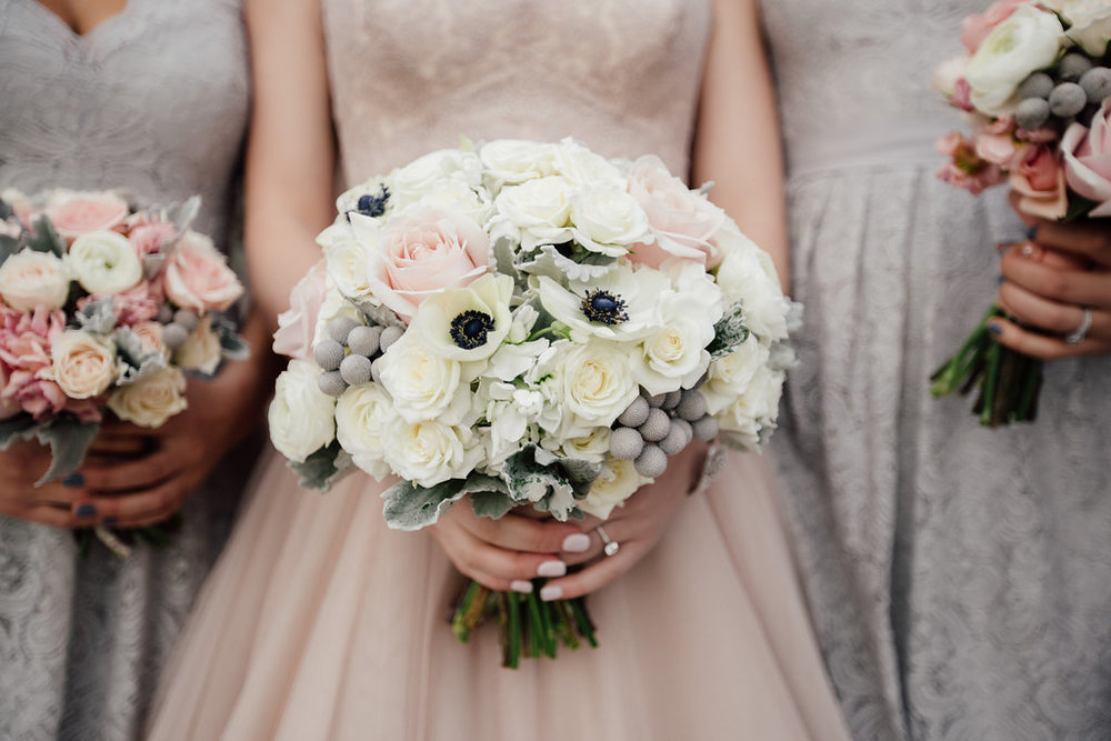 Christine. Full Service, Day-of-Wedding Package. -