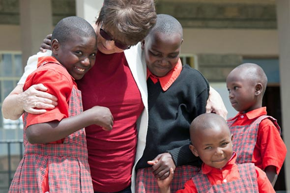 Light of Hope - Kenya - A Minnesota non-profit making an impact in Kenya.