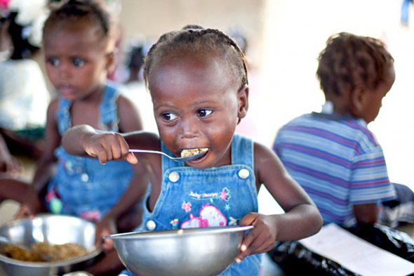 Feed My Starving Children - A Minnesota non-profit making a global impact.