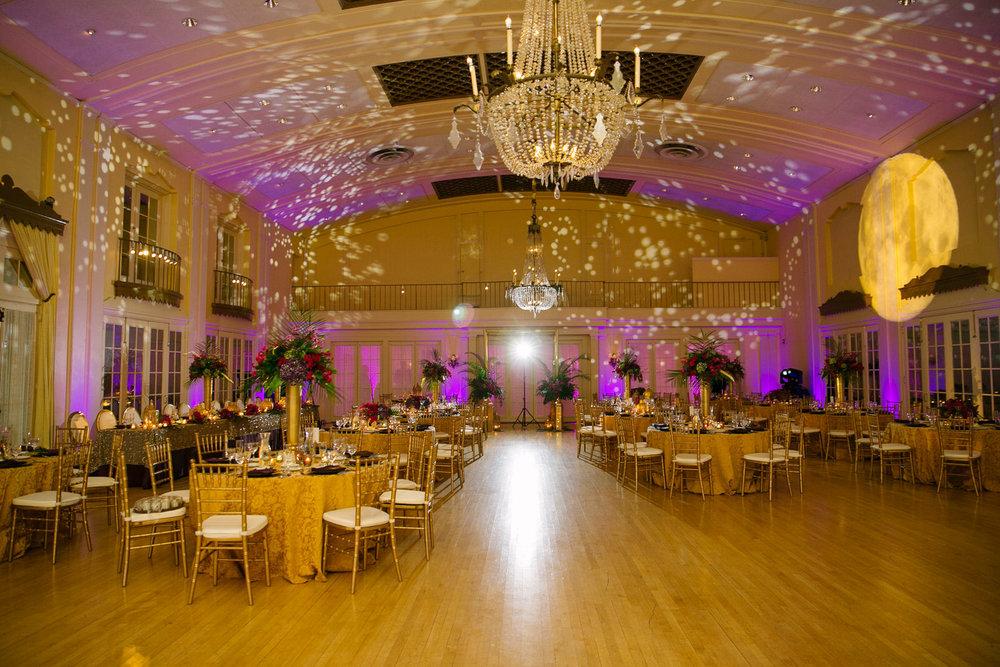 wedding venue called Adam's Lafayette Club