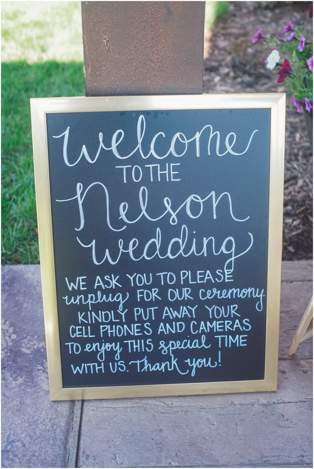 Welcome sign ideas