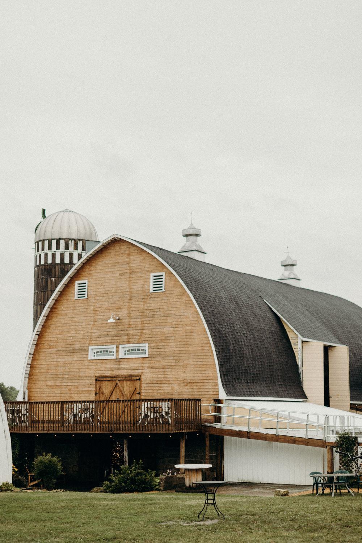 The Yellow Barn Wedding Venue