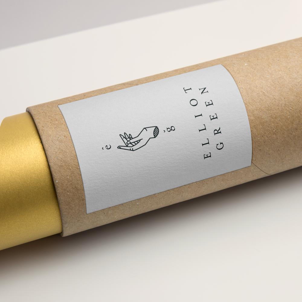 Cardboard Tube Packaging MockUp.png
