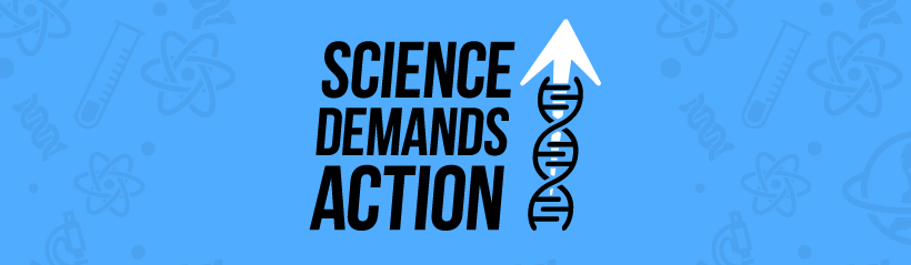 Buffalo March for Science - Science Demands Action