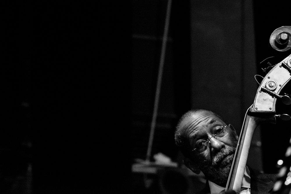 Ron Carter, Chiasso Jazz Festival, 2017.